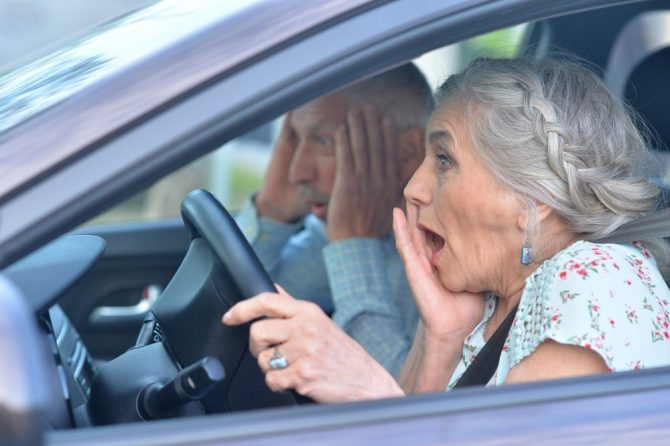 Driving: Aging and Staying Safe